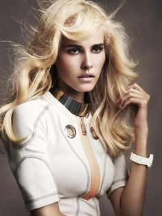 Isabel Lucas in Nov 2011 Marie Claire