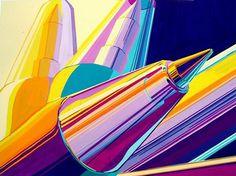 作品デザイン1 Pictures To Paint, Art Pictures, Pop Art Illustration, Composition Design, Drawing Projects, Fox Art, Graphic Design Posters, Color Theory, Beautiful Artwork