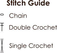 Papillon stitch guide