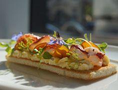 #Cuisine #Recette #Ete recette tartine de luxe