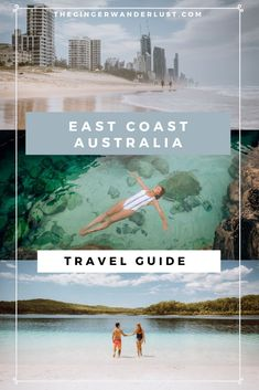 Must do things on your east coast australia road trip, my 2 week itinerary including all the top things to do from Byron Bay to Fraser Island via Gold Coast, Brisbane, Sunshine Coast, Noosa and Fraser Island. Amazing Things To Do in Australia Honey Moon, Gold Coast Australia, Western Australia, Gold Coast Queensland, Best Island Vacation, Where Is Bora Bora, Australia Travel Guide, Roadtrip Australia, Travel Photos