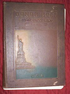 1920-Jasper-County-Iowa-WWI-Honor-Roll-book