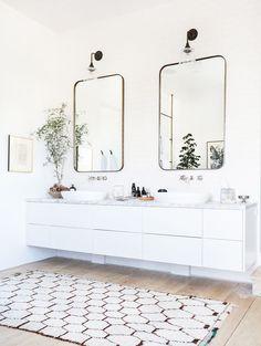 #Deco en WHITE. Serenidad y luz en el #hogar #decoración #tendencias #interiorismo