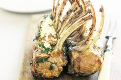 This lamb rack looks fancy and tastes fantastic yet it only requires six simple ingredients.