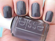 Essie Smokin'hot.this is the color I'm currently wearing right now an I love it!