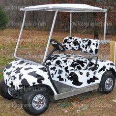 Cow Print