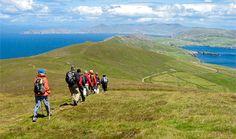 Ireland Coast to Coast Hiking