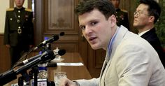 Former University of Virginia student and Ohio native Otto Warmbier was evacuated from North Korea on Tuesday in a coma, ending 17 months imprisonment in the hermit kingdom of an expected sentence for crimes against the regime. Dennis Rodman, North Korea Kim, Ohio, University Of Virginia, Nurse Life, News Songs, Rock Bands, Prison, Sentences