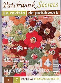 Patchwork secret Nº 7 - Isabel Perez Valiente - Álbumes web de Picasa