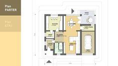 Model 138mp | Case de top House Plans, Floor Plans, How To Plan, Model, Home Decor, Decoration Home, Room Decor, Scale Model