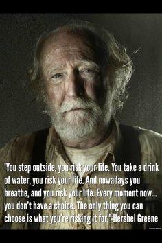 Herschel, The Walking Dead