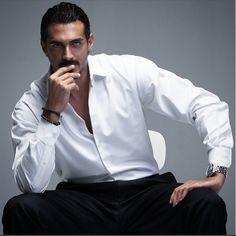 My handsome Overseer Poses For Men, Male Poses, Beautiful Men Faces, Gorgeous Men, Dusan Susnjar, Models Men, Older Men, Well Dressed Men, Attractive Men
