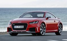 2017 Audi TT RS, 2,5 lit TFSi engine now with 400 HP and 480Nm