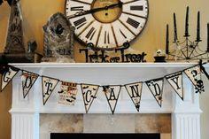 Fall and Halloween Craft Ideas | The Polkadot ChairThe Polkadot Chair