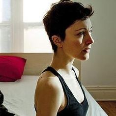 Polica. such good hair.