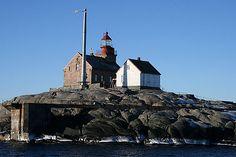 Torbjørnskjær Fyr Foto:Vibeke Weibell Eliassen - Norway