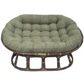 Found+it+at+Wayfair+-+Rattan+Double+Papasan+Chair+with+Micro+Suede+Cushion