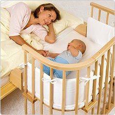#Babybay, das Original #Babybett, Kinderbett, #Beistellbett!, Braun lasiert #babyerstausstattung (Werbelink)