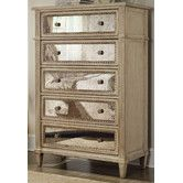 Found it at Wayfair - Sanctuary 5 Drawer Chest