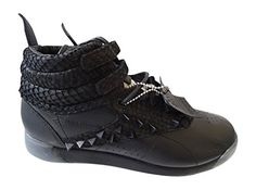 75589d016368e5 Reebok Classic F S Hi PM Patrick Mohr Int Womens Sneakers... https