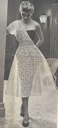 """Patron Couture Robe 76cm Vintage Années 50 B30"""" R76   eBay"""