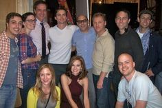 The Cast and Crew of WhiteCollar
