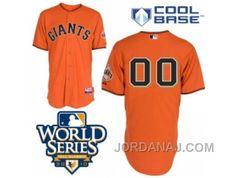 http://www.jordanaj.com/customized-san-francisco-giants-jersey-orange-cool-base-2010-world-series-baseball.html CUSTOMIZED SAN FRANCISCO GIANTS JERSEY ORANGE COOL BASE 2010 WORLD SERIES BASEBALL Only 56.05€ , Free Shipping!