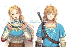 Link is my husband but I still ship him and Zelda from time to time and they hate it, hehe