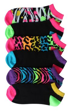 These crazy socks are exactly like the ones my sister has Lol
