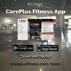 CorePlus Fitness App will help you schedule plan and buy your classes right from your mobile device. Download it and we'll see you Today! #fitnessapp #coreplusfitness #lagree #orangecounty #fitness #gymlife #future #fitfam #fitnesslifestyle #fitnesslife #megaformer #lagreefitness