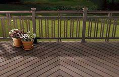 Image detail for -Cedar Deck with Aluminum Railings - Wood Decks Photo Gallery ...