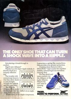 Image result for asics tiger waves into a ripple