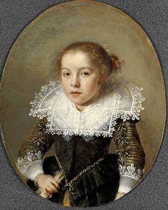 Cornelis van Pulenburg.  Portrait of Cornelia Cornelisdr van Esch