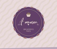 "Confira meu projeto do @Behance: ""A menina | Brigadeiros Finos"" https://www.behance.net/gallery/45920999/A-menina-Brigadeiros-Finos"