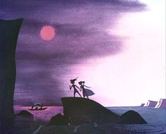 These are a few of my favourite things... — Mary Blair - The Art of Disney Animation - Peter...