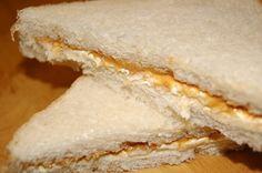 Peanut Butter Cream Cheese Cinnomom Sandwich