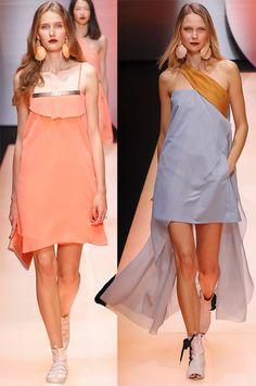 Платья Emporio Armani