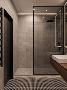 Bathroom Ideas Apartment Design is agreed important for your home. Whether you pick the Interior Design Ideas Bathroom or Luxury Bathroom Master Baths Walk In Shower, you will create the best Luxury Master Bathroom Ideas Decor for your own life. Bad Inspiration, Bathroom Inspiration, Bathroom Inspo, Bathroom Goals, Bathroom Updates, Bathroom Colors, Modern Bathroom Design, Bathroom Interior Design, Washroom Design