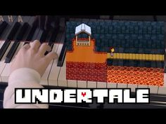 Undertale OST - Another Medium (Piano Cover) - YouTube
