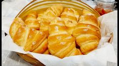 Bread Recipes, Cake Recipes, Snack Recipes, Tea Biscuits, Puff Pastry Recipes, Sweet Recipes, Breakfast Recipes, Food And Drink, Yummy Food