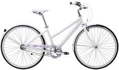 Felt bike, summer gift from my love.