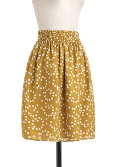 ridiculously cute fall skirt- w/ tights or w/on tights, skirt is perfect for fall
