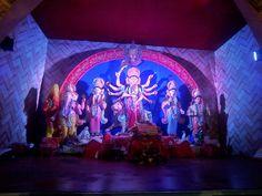 Durga, Concert, Painting, Art, Art Background, Recital, Painting Art, Paintings, Kunst