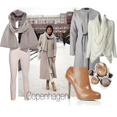 Copenhagen Style, created by axy-feather