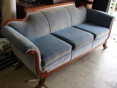 images of diy upholstered sofa couch - Google Search