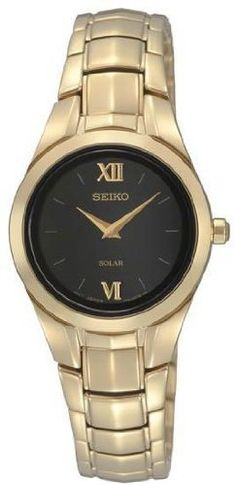 Seiko Solar Women's Quartz Watch SUP110 Seiko. Save 51 Off!. $128.71. Steel Bracelet Strap. Analog Display