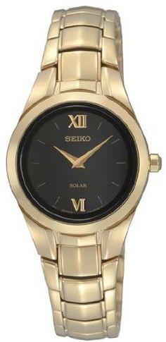 Seiko Solar Women's Quartz Watch SUP110 Seiko. Save 51 Off!. $128.71. Steel Bracelet Strap. Analog Display