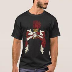 Dark Knight Helmet T-Shirt  $25.65  by KnightHelmets  - custom gift idea