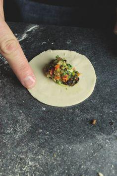 Gluten Free Potstickers – The Fitchen
