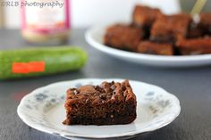 The Curious Country Cook: : Healthy Zucchini Brownies (Paleo)